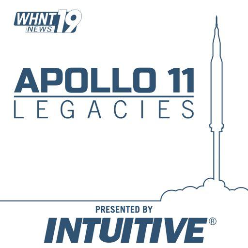 Cover art for podcast Apollo 11 Legacies