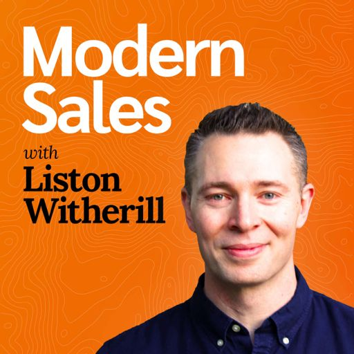Cover art for podcast Modern Sales - B2B Selling Podcast