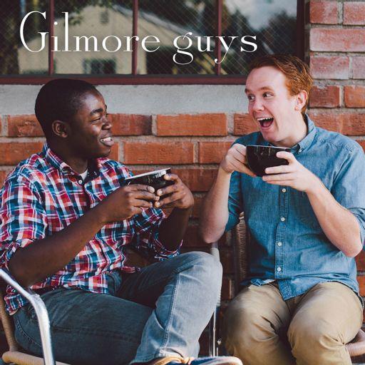 Cover art for podcast Gilmore Guys