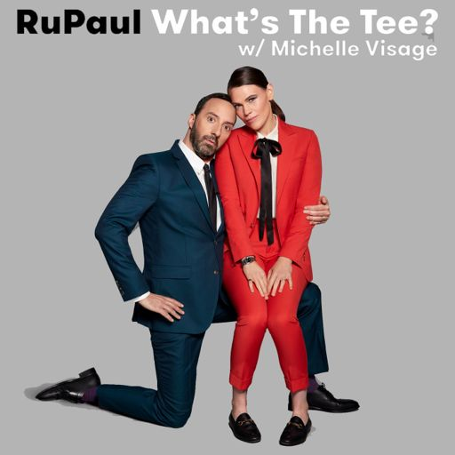 Episode 201 - Tony Hale & Clea DuVall from RuPaul: What's