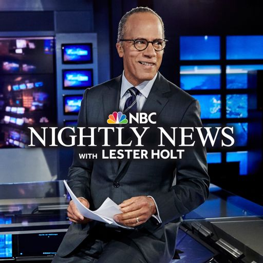 Cover art for podcast NBC Nightly News with Lester Holt