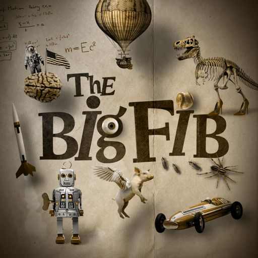 Cover art for podcast The Big Fib