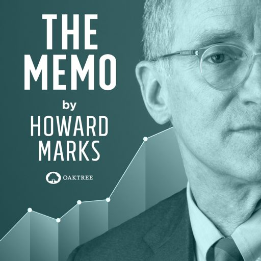 Cover art for podcast The Memo by Howard Marks