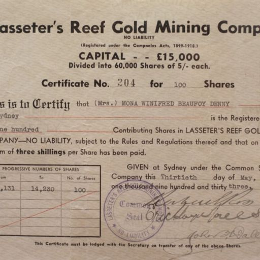 298 Lasseter S Reef Live In Perth From The Dollop With