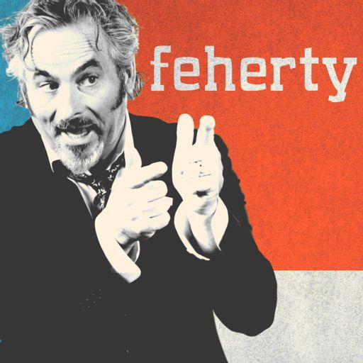 Cover art for podcast Golf Channel's David Feherty Podcast