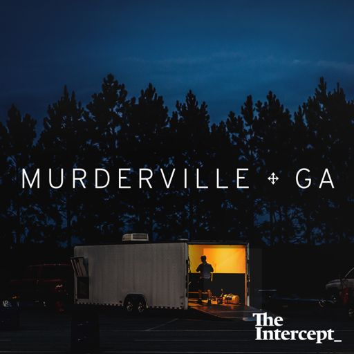 Cover art for podcast Murderville