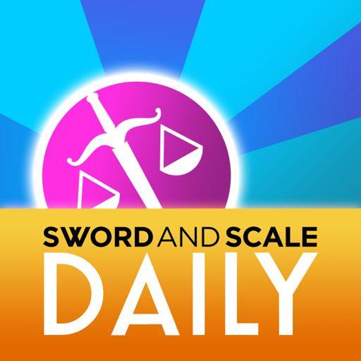 Cover art for podcast Sword and Scale Daily