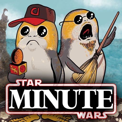 Cover art for podcast Star Wars Minute