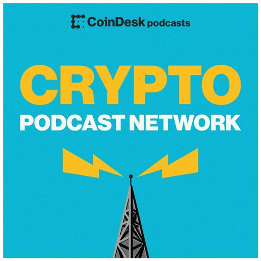 Cover art for podcast CoinDesk Podcast Network