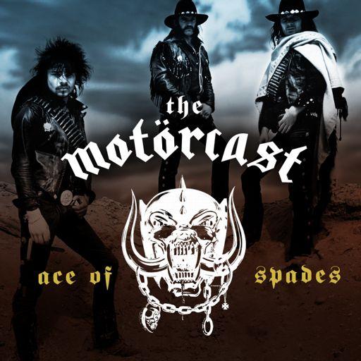 Cover art for podcast The Motörcast