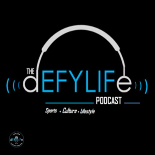 Cover art for podcast The Defy Life Podcast