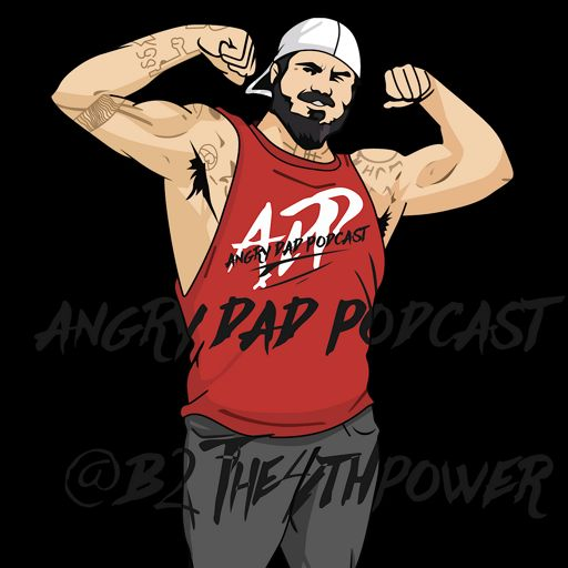 Cover art for podcast Angry Dad Podcast