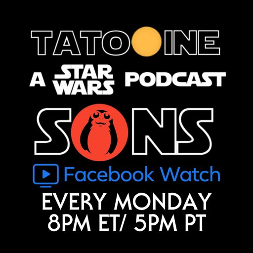 Cover art for podcast Tatooine Sons: A Star Wars Podcast