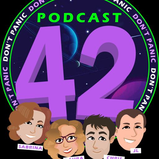 Cover art for podcast Podcast 42