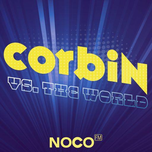 Cover art for podcast Corbin vs. The World