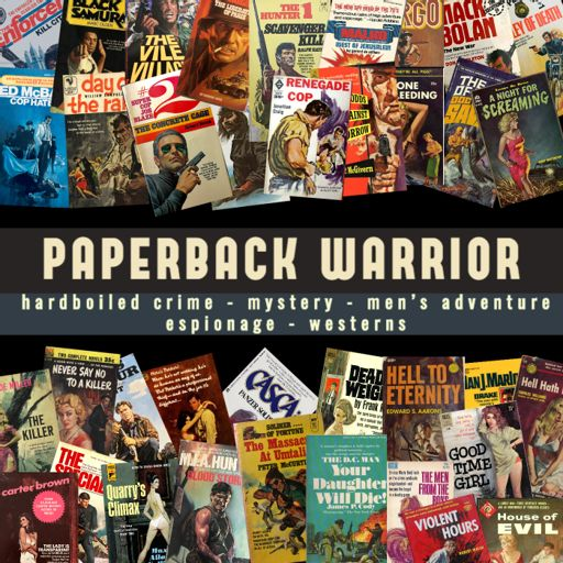 Cover art for podcast Paperback Warrior