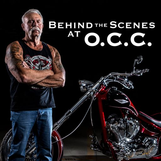 Cover art for podcast Behind The Scenes at O.C.C.