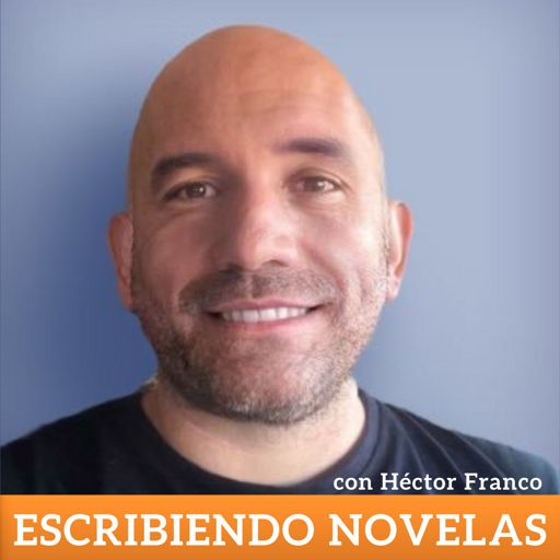 Cover art for podcast Escribiendo Novelas