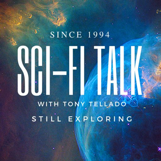 Cover art for podcast Sci-Fi Talk