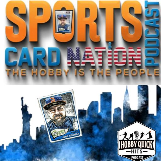 Cover art for podcast Sports Card Nation