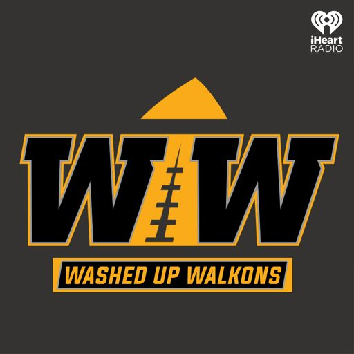 Cover art for podcast Washed Up Walkons