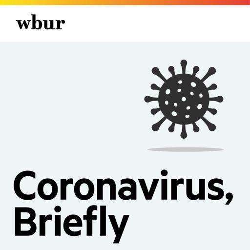 Cover art for podcast Coronavirus, Briefly