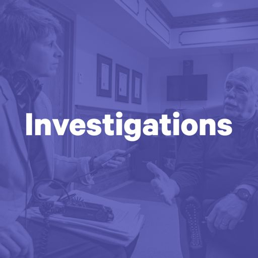 Cover art for podcast Investigations