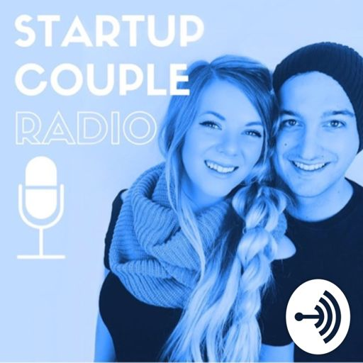 Cover art for podcast Startup Couple Radio