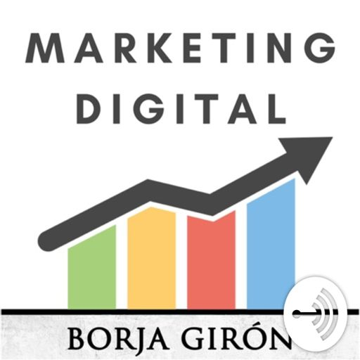 Cover art for podcast Marketing Digital