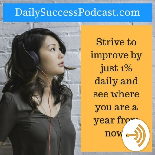 Cover art for podcast Daily Success Podcast