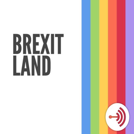Cover art for podcast Brexitland