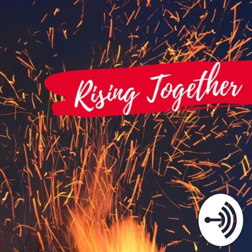 Cover art for podcast Rising Together