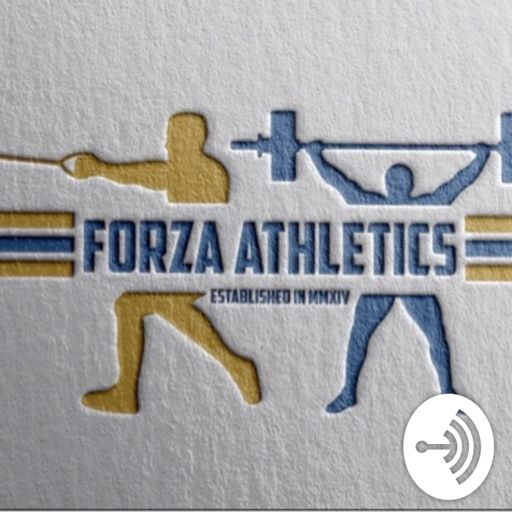 Cover art for podcast The Forza Athletics Life & Coaching Podcast