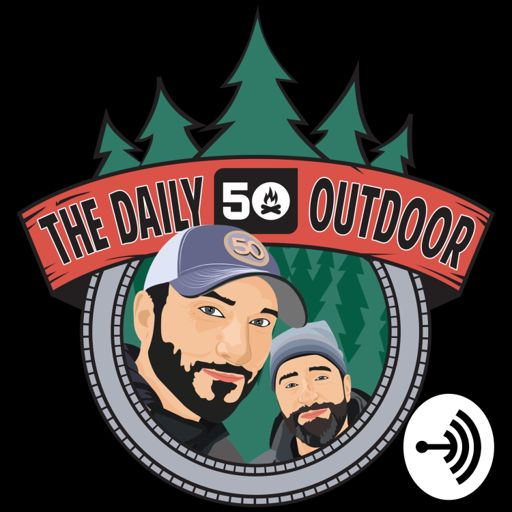 Cover art for podcast 50 Campfires : Daily Outdoor