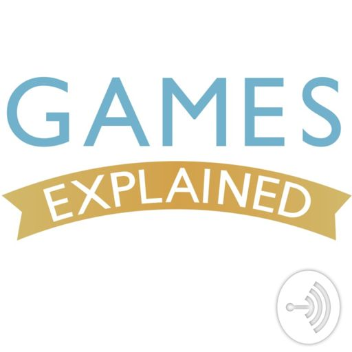 Cover art for podcast Games Explained - A Board Gaming Podcast