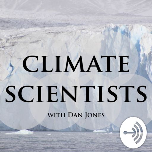 Cover art for podcast Climate Scientists