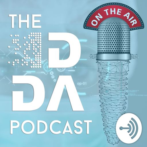 Cover art for podcast The IDDA Digital Dentistry Podcast - By the International Digital Dental Academy