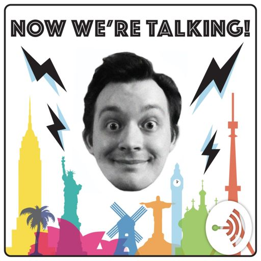 Cover art for podcast Now We're Talking!