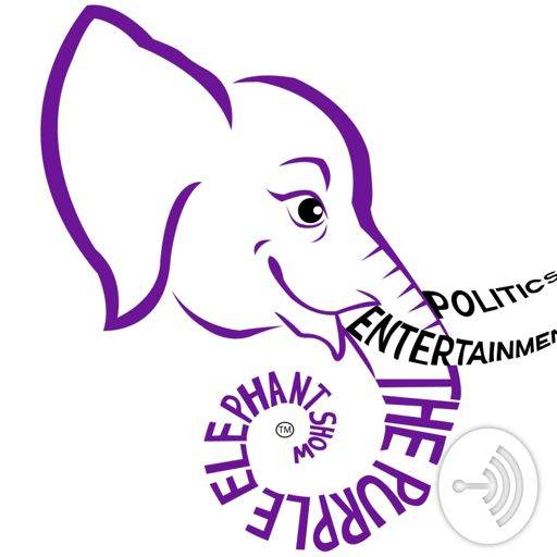 Cover art for podcast The Purple Elephant Show