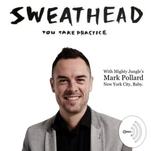 Cover art for podcast Sweathead with Mark Pollard - A Strategy Podcast