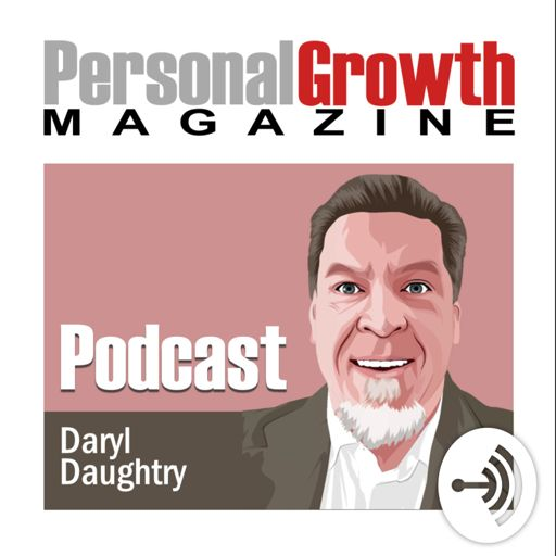 Cover art for podcast Personal Growth Magazine Podcast