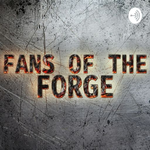 Cover art for podcast Fans of the Forge