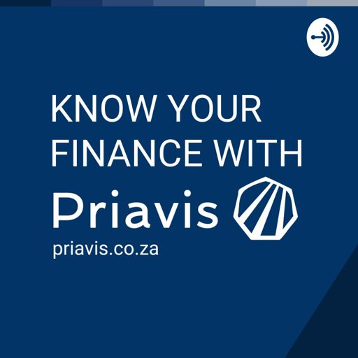 Cover art for podcast Know Your Finance with Priavis Business Solutions