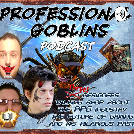 Cover art for podcast Professional Goblins