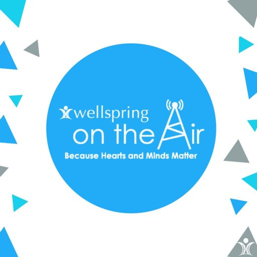 Cover art for podcast Wellspring on the Air