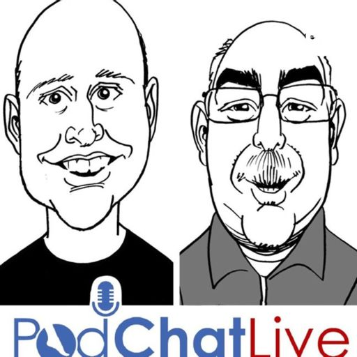 Cover art for podcast PodChatLive - Live Podiatry Discussion