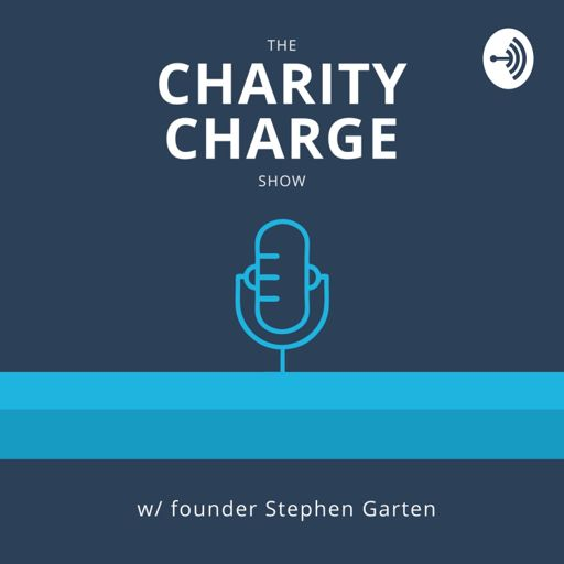 Cover art for podcast The Charity Charge Show