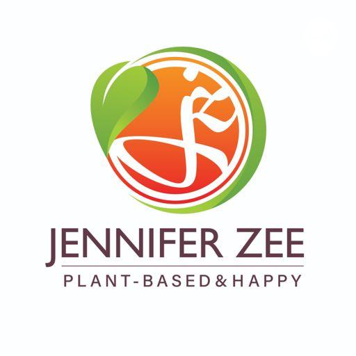 Cover art for podcast Jennifer Zee - Plant-based & Happy