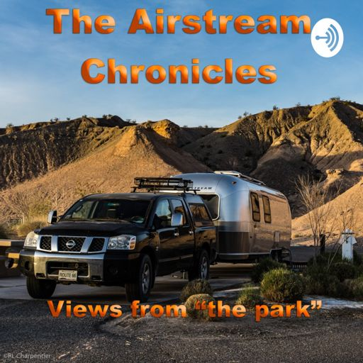 Cover art for podcast The Airstream Chronicles