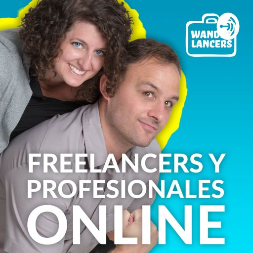 Cover art for podcast Wanderlancers para Freelancers y Profesionales Online